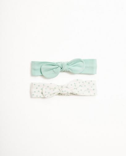 Set aus 2 Haarbändern